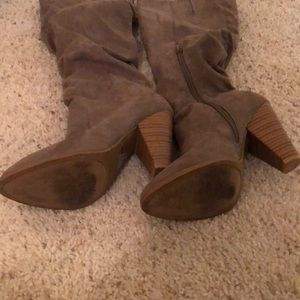Shoes - Suede Boots